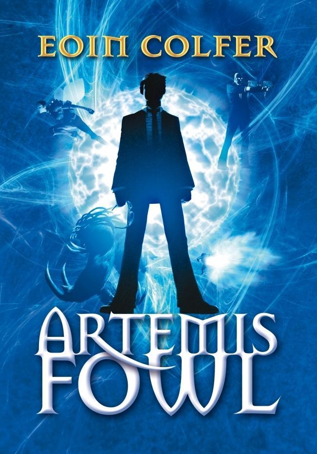 Portada del libro El mundo subterráneo (Artemis Fowl 1)