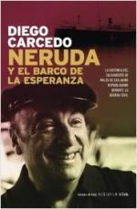 Portada del libro Neruda y el barco de la esperanza