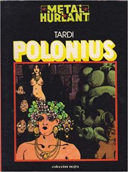 Portada del libro Polonius