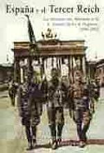 Portada del libro España y el Tercer Reich