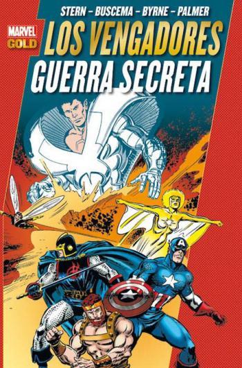 Portada del libro Los Poderosos Vengadores 7: Guerra Secreta