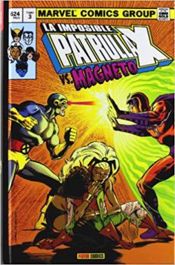 Portada del libro La Imposible Patrulla-X 3. Yo Magneto
