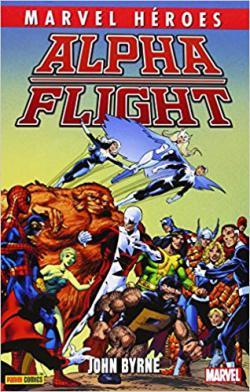 Portada del libro Alpha Flight