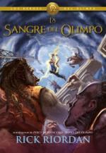 Portada del libro La sangre del Olimpo ( Héroes del Olimpo 5)