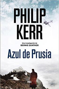 Portada del libro Azul de Prusia