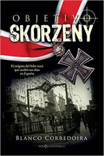 Portada del libro Objetivo Skorzeny