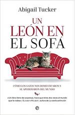 Portada del libro Un león en el sofá