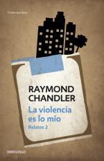 Portada del libro La violencia es lo mío