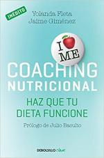 Portada del libro Coaching nutricional. Haz que tu dieta funcione