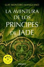 Portada del libro La aventura de los príncipes de jade