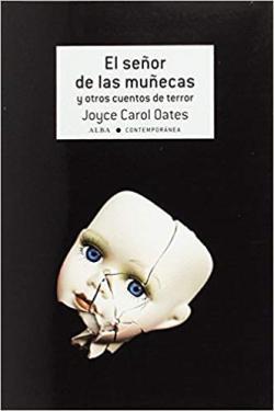 Portada del libro El señor de las muñecas y otros cuentos de terror