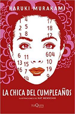 Portada del libro La chica del cumpleaños
