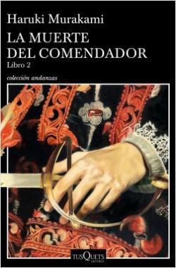 Portada del libro La muerte del comendador (Libro2)