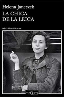 Portada del libro La chica de la Leica