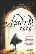 Portada del libro Madrid 1616