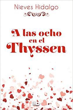 Portada del libro A las ocho en el Thyssen