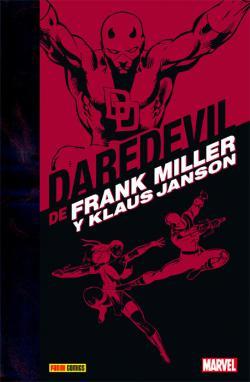 Portada del libro Daredevil