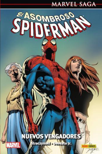 El Asombroso Spiderman: Nuevos Vengadores