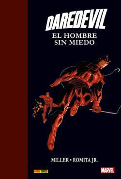 Portada del libro Daredevil: el hombre sin miedo