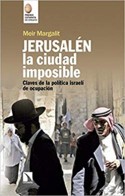 Portada del libro Jerusalen, la ciudad imposible