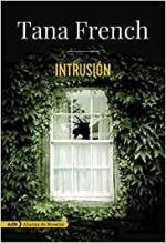Portada del libro Intrusión