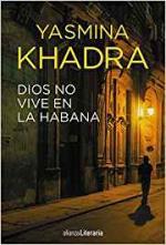 Portada del libro Dios no vive en al Habana