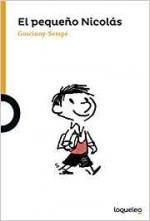Portada del libro El pequeño Nicolás