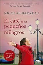 Portada del libro El café de los pequeños milagros