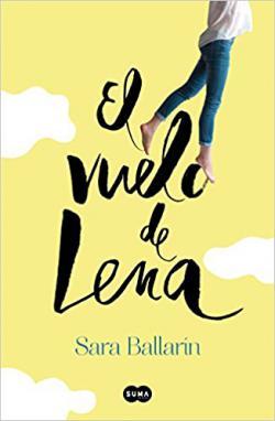 Portada del libro El vuelo de Lena