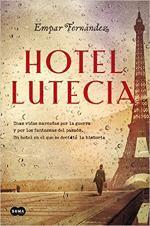 Portada del libro Hotel Lutecia