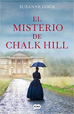 Portada del libro El misterio de Chalk Hill