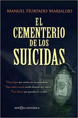 Portada del libro El cementerio de los suicidas