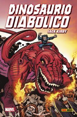 Portada del libro Dinosaurio Diabólico
