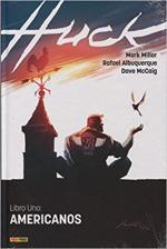 Portada del libro Huck. Libro 1: Americanos