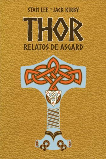 Portada del libro Thor: Relatos de Asgard