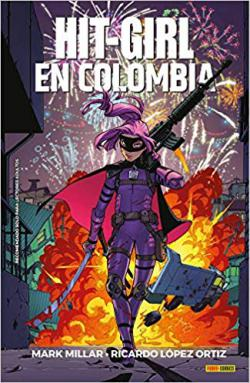 Hit-Girl en Colombia