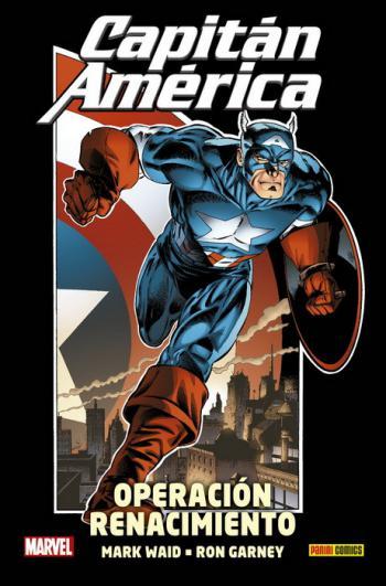 Capitán América: Operación Renacimiento