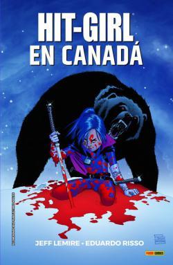Portada del libro Hit Girl en Canada. Hit-Girl 2