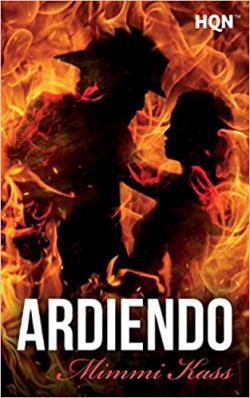 Portada del libro Ardiendo