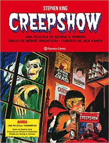 Portada del libro Creepshow