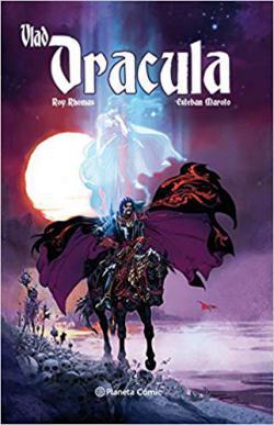 Portada del libro Vlad Dracula