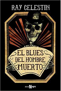 Portada del libro El blues del hombre muerto