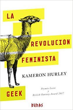 Portada del libro La revolución feminista geek