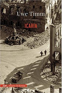 Portada del libro Icaria