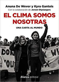 Portada del libro El clima somos nosotras: Una carta al mundo