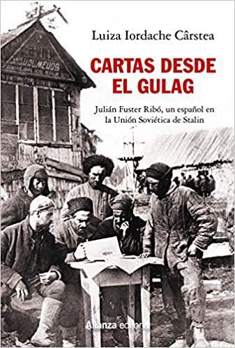 Portada del libro Cartas desde el Gulag
