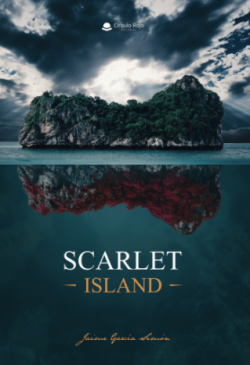Portada del libro Scarlet Island
