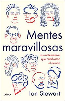 Portada del libro Mentes maravillosas