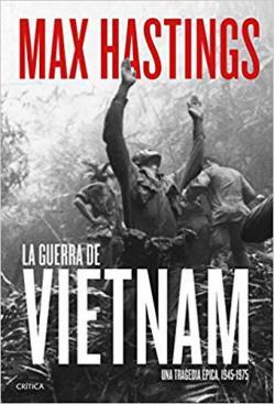 Portada del libro La guerra de Vietnam