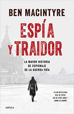 Portada del libro Espía y traidor